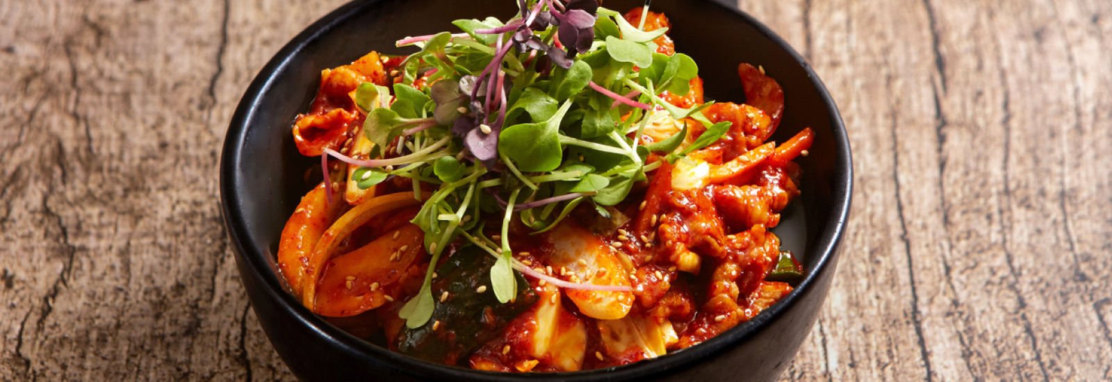 Korean Restaurants, Aurora