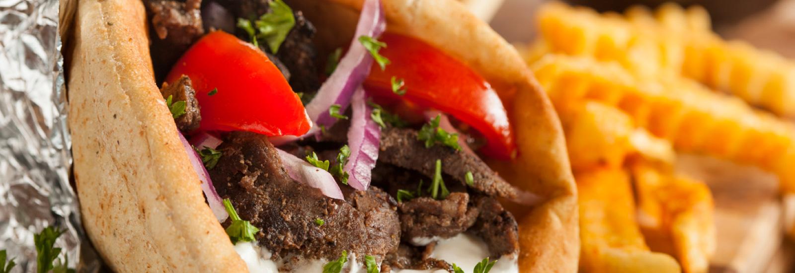 Greek Cuisine in Shalimar
