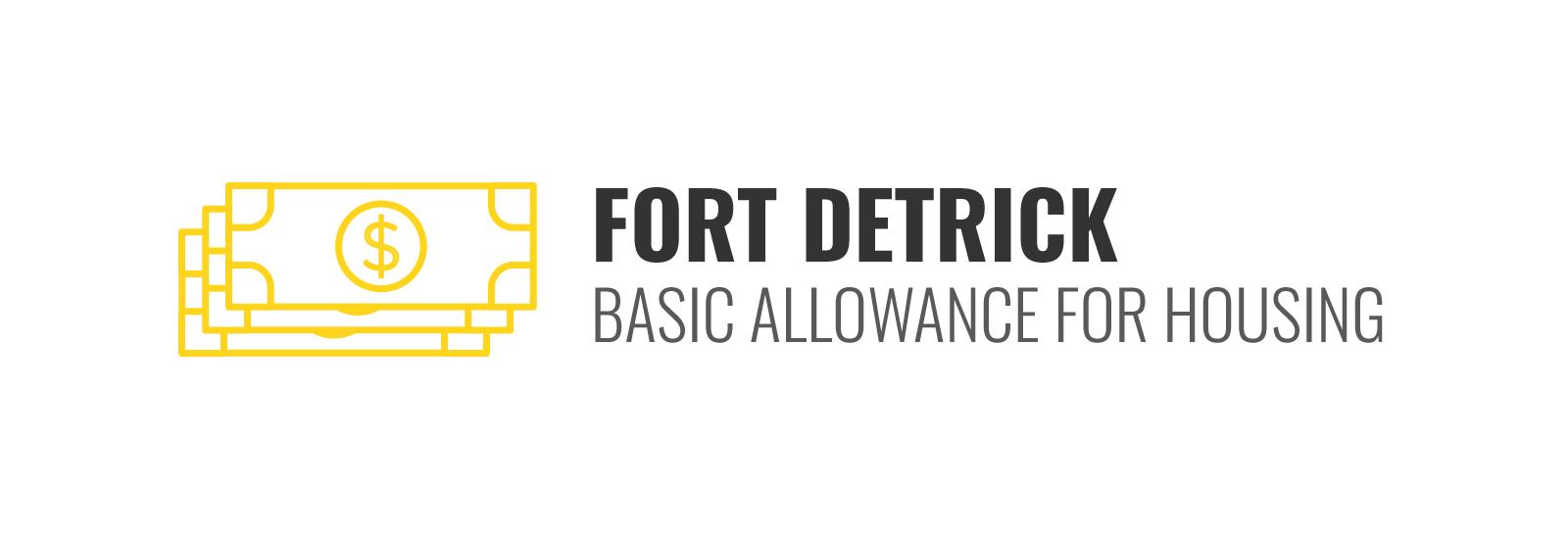 Fort Detrick BAH