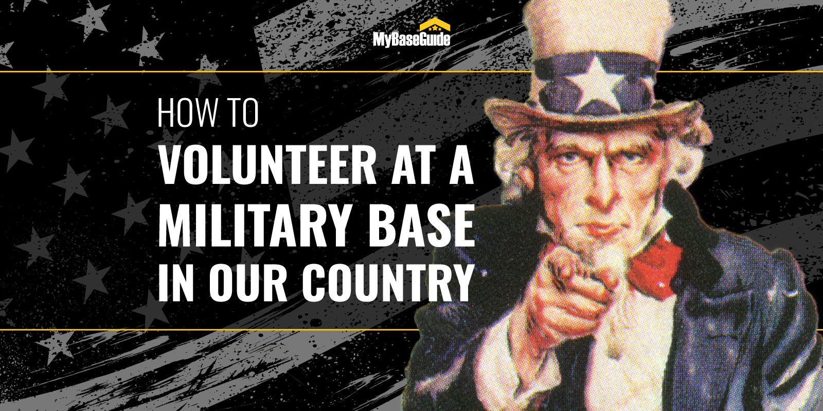 How to Volunteer at a Military Base & Serve Our Country!