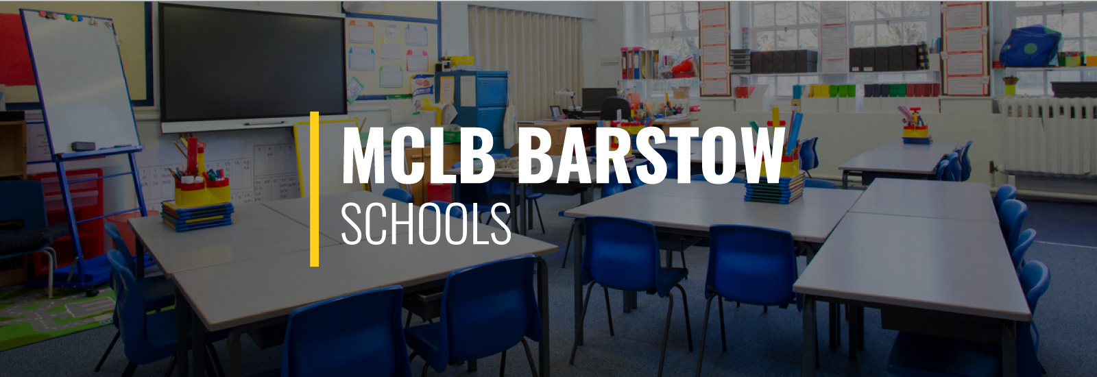 MCLB Barstow Schools