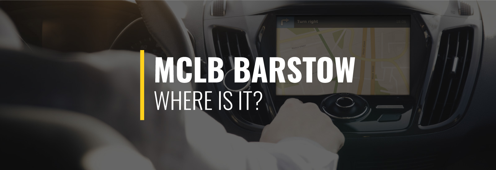 Where is MCLB Barstow?