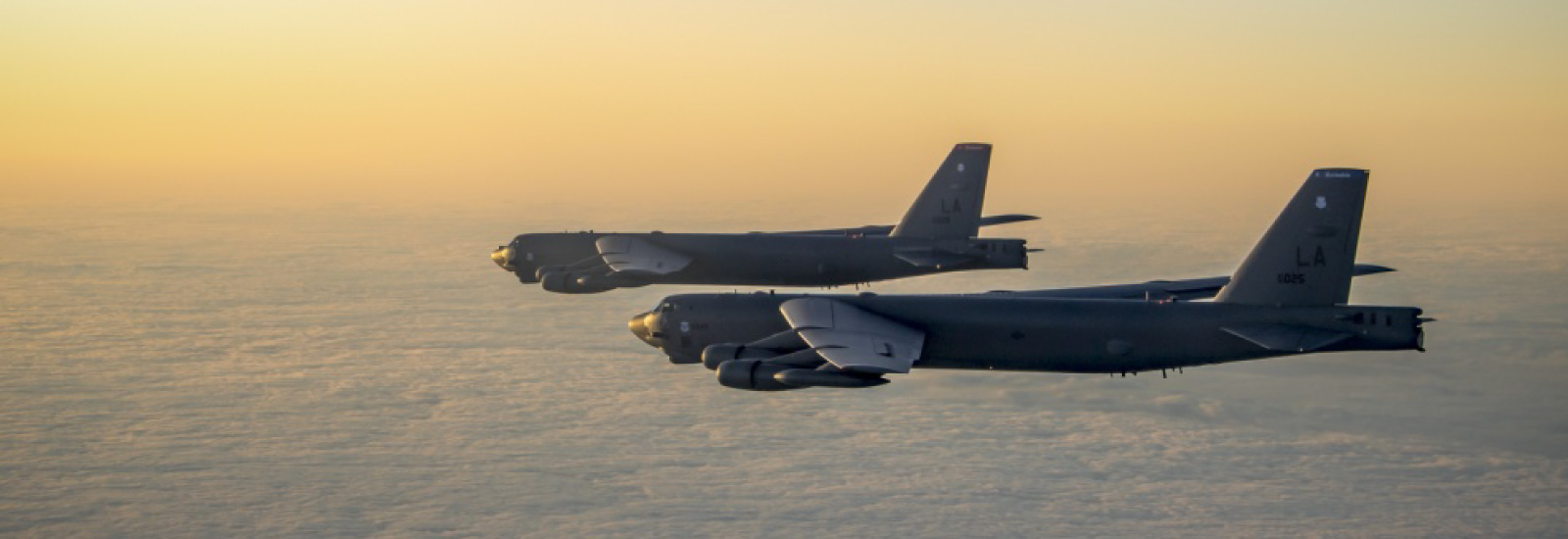 9 Reasons the B-52 Bomber is a Big Old Bada** - 3. 60-year-old Bones Dropping Bombs