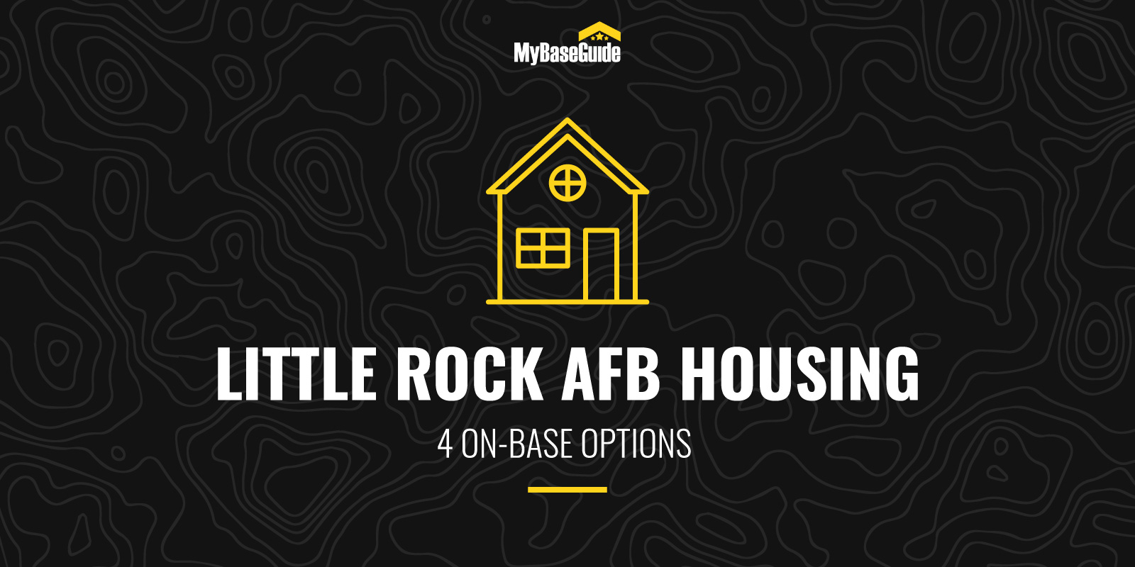 Little Rock AFB Housing: 4 On-Base Options