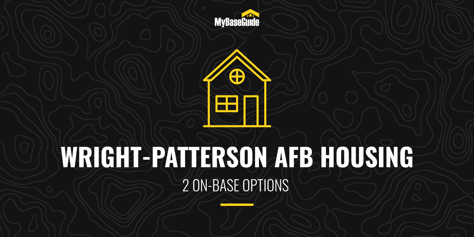 Wright-Patterson AFB Housing: 2 On-Base Options