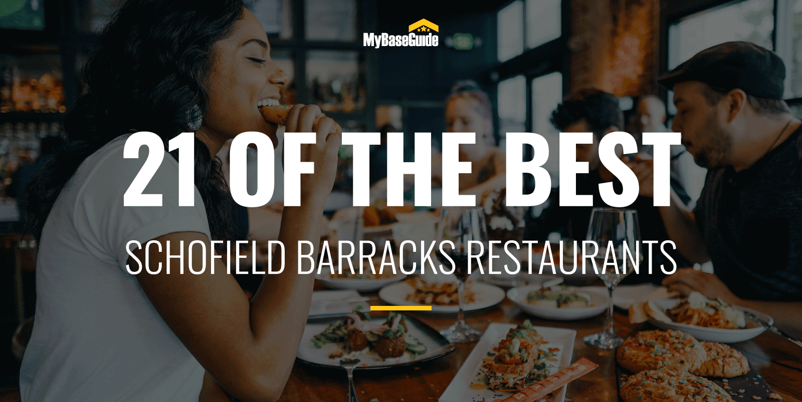 21 of the Best Restaurants Near Schofield Barracks