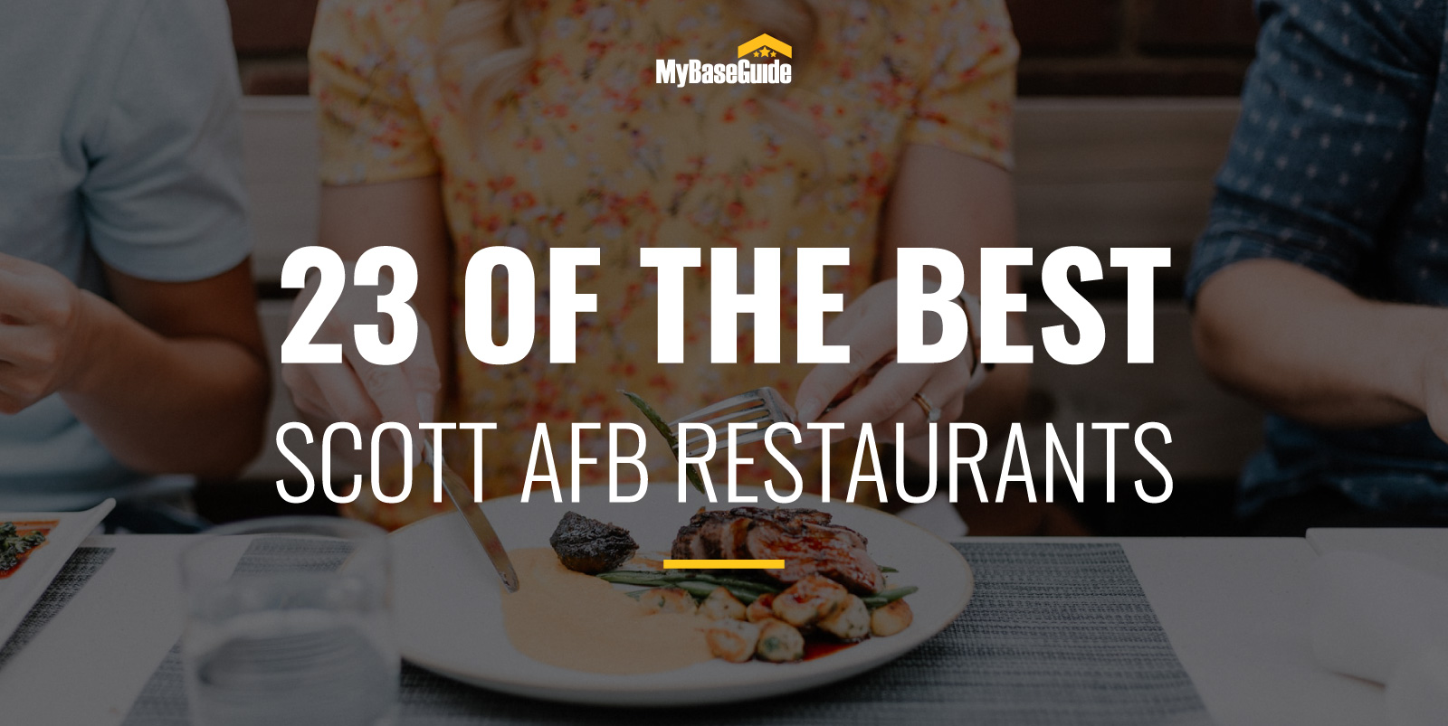 23 of the Best Restaurants Near Scott AFB
