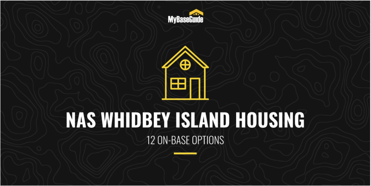 NAS Whidbey Island Housing: 12 On-Base Options