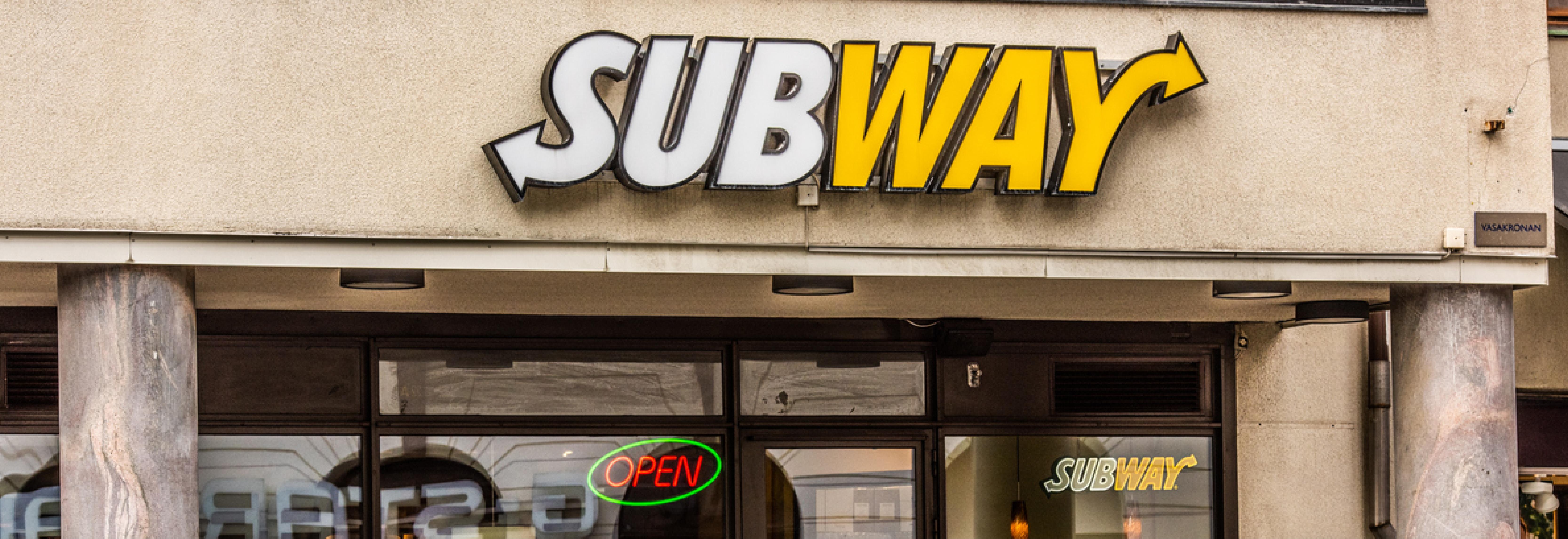 Subway, Seymour Johnson AFB, NC