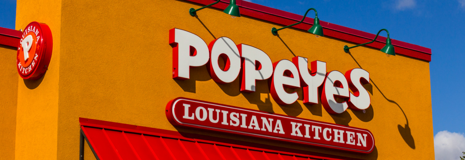 Popeye's, Luke AFB, AZ