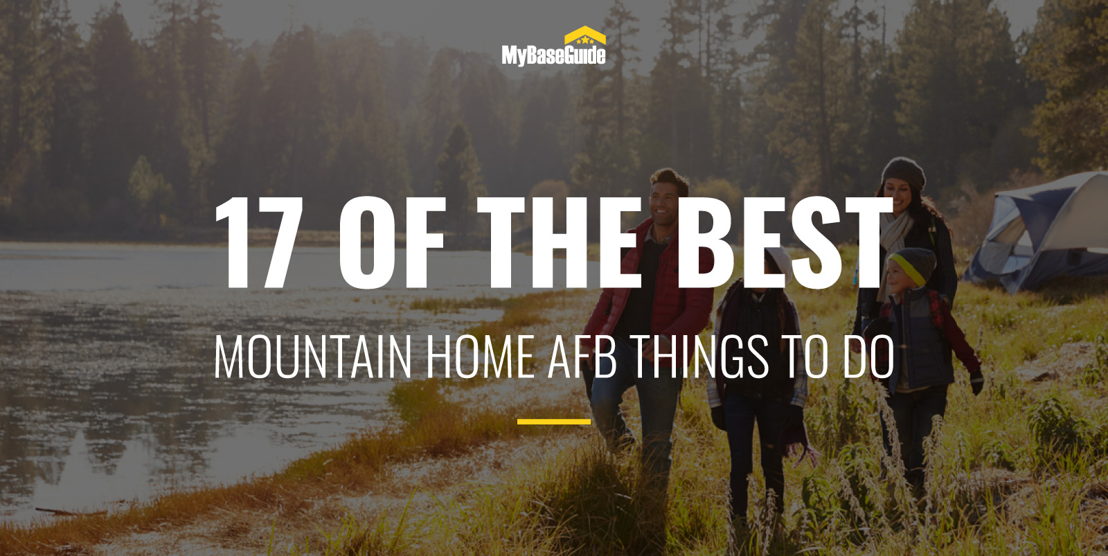 17 Of the Best Mountain Home AFB Things to Do
