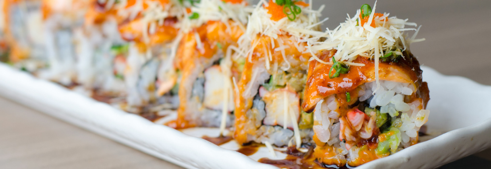 Hissho Sushi, NAS Pensacola, FL