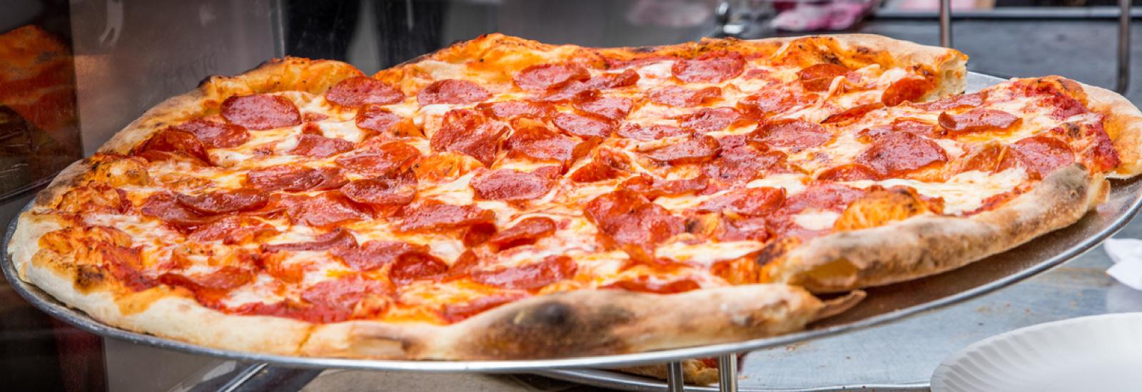 Pizza Restaurants in Pensacola, Florida