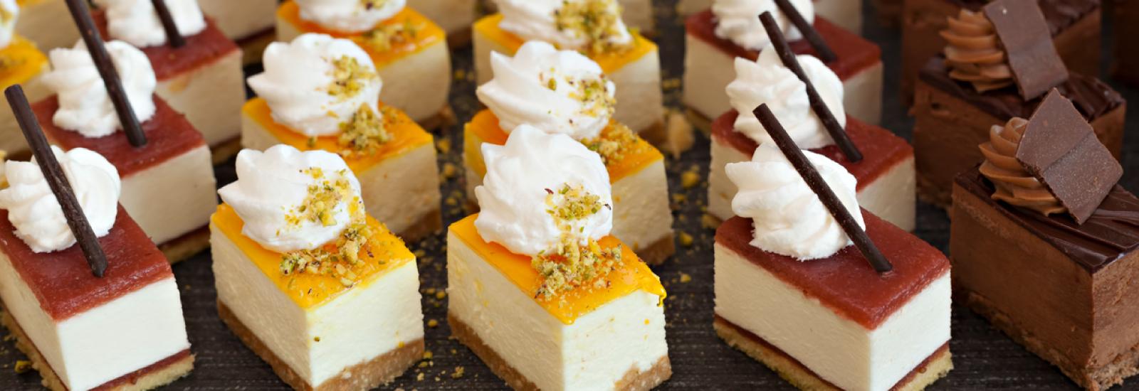 Dessert on NS Norfolk