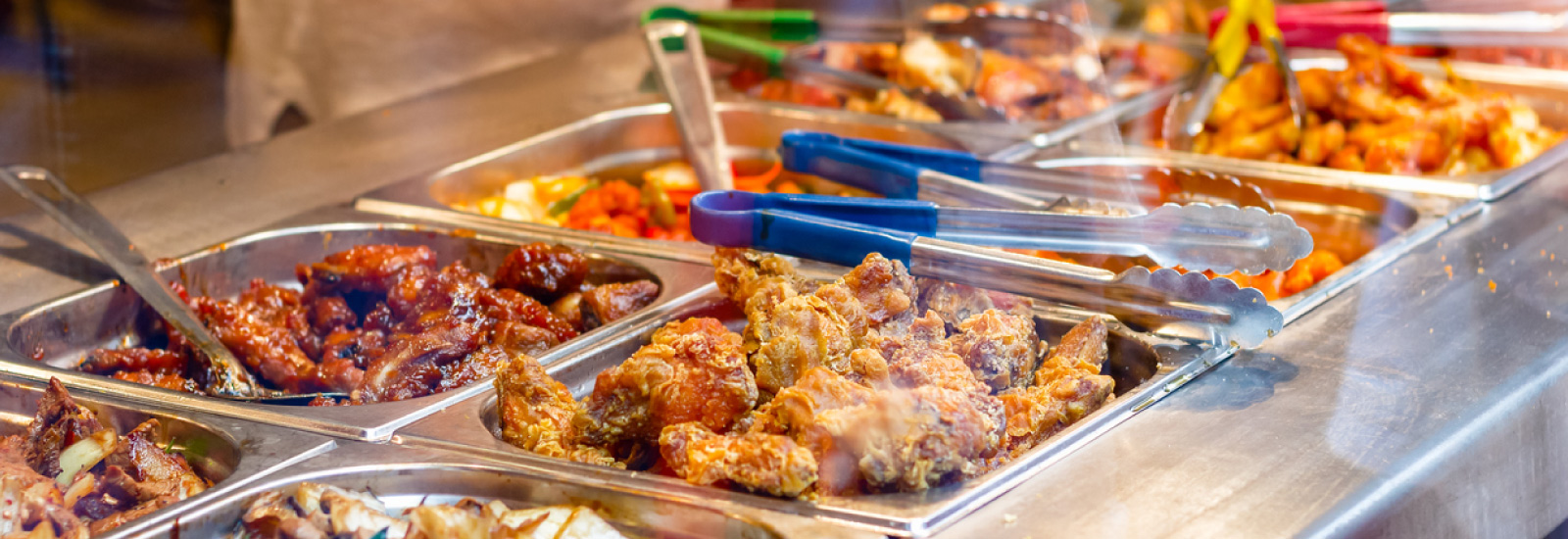 Sheppard AFB Dining Facilities