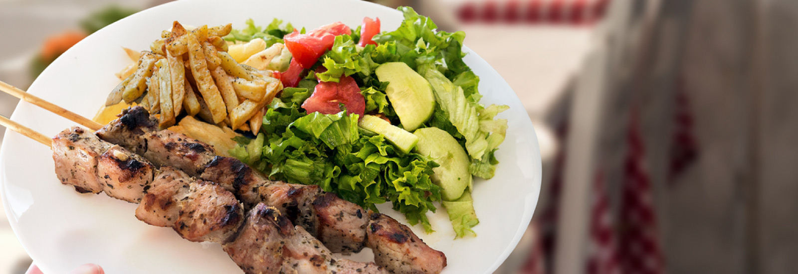 Greek and Mediterranean Cuisine Near Sheppard AFB