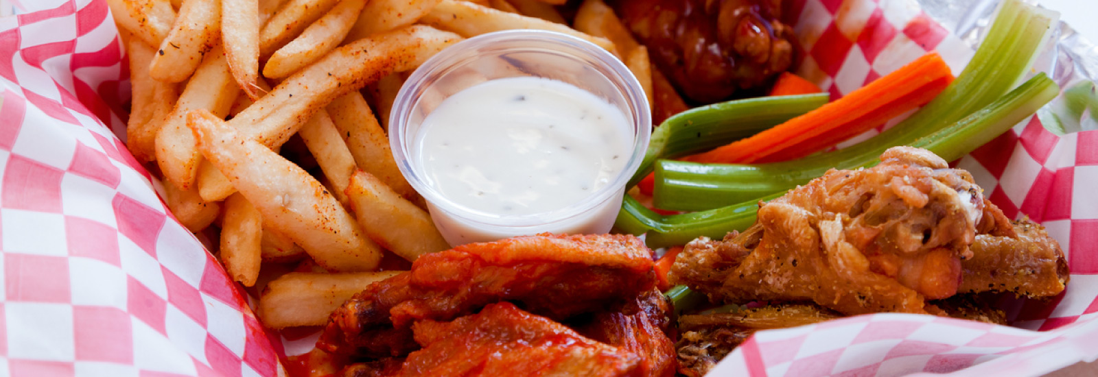 Wing's Bar and Grille, Wright-Patterson AFB, OH