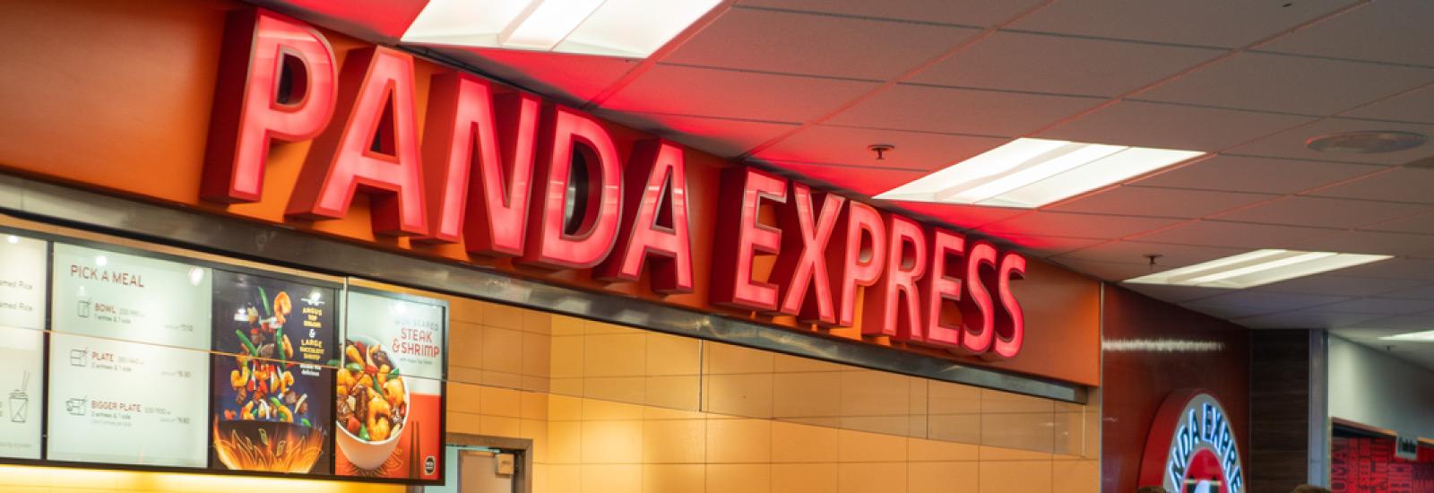Panda Express, Naval Base San Diego, CA