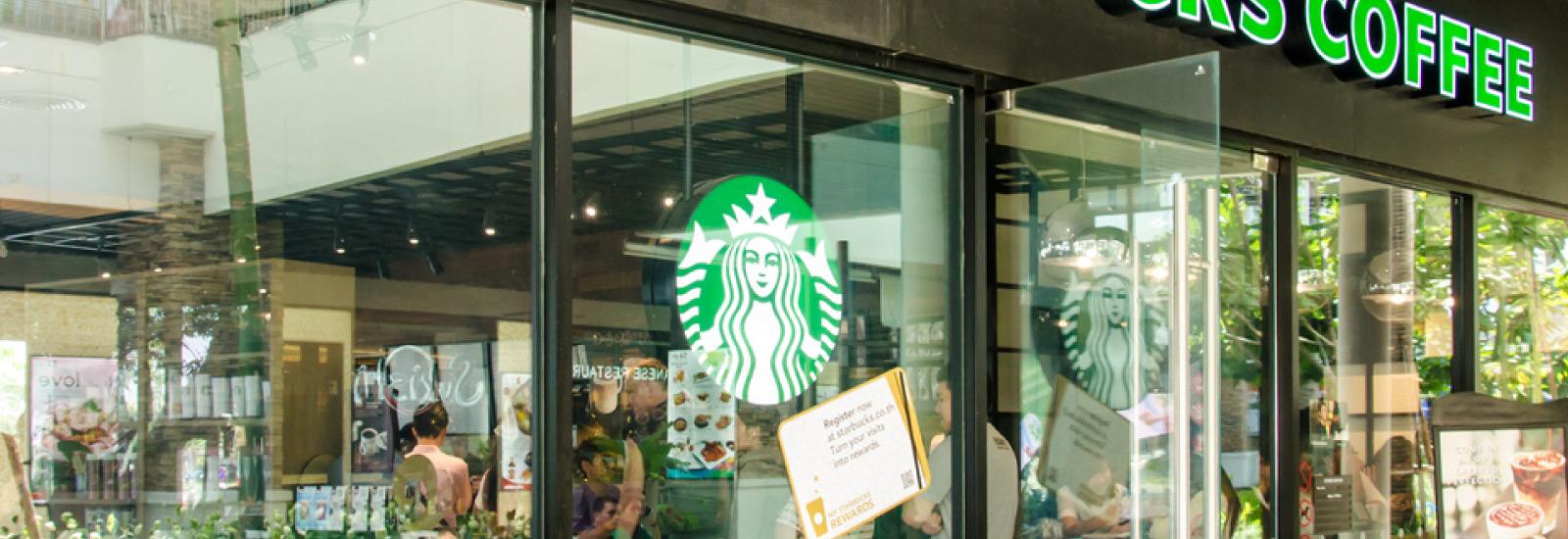 Starbucks - Main Exchange, Naval Base San Diego, CA