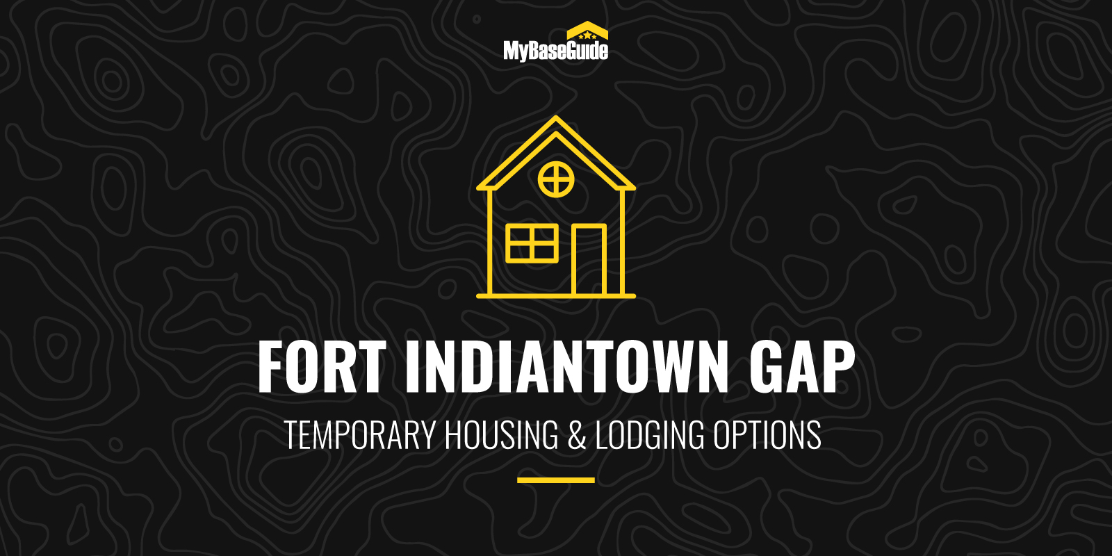 Fort Indiantown Gap Temporary Housing & Lodging Options