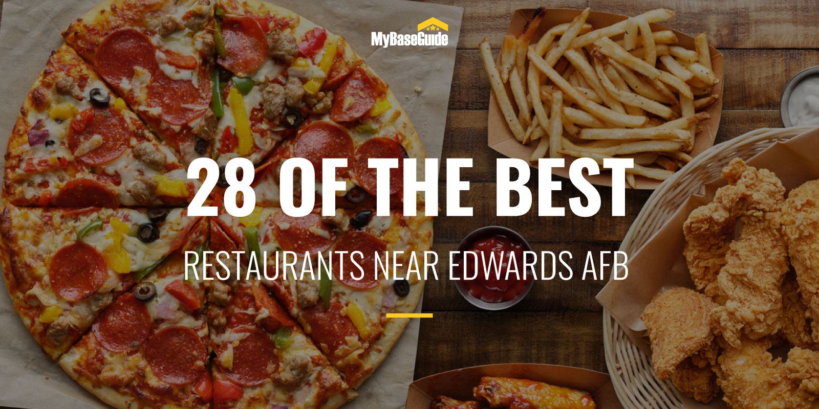 28 of the Best Restaurants Near Edwards Air Force Base