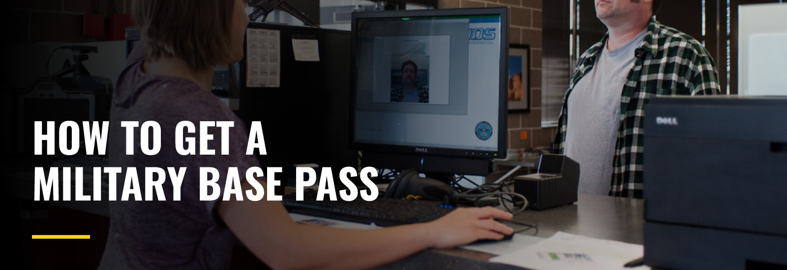 How to Get a Military Base Pass