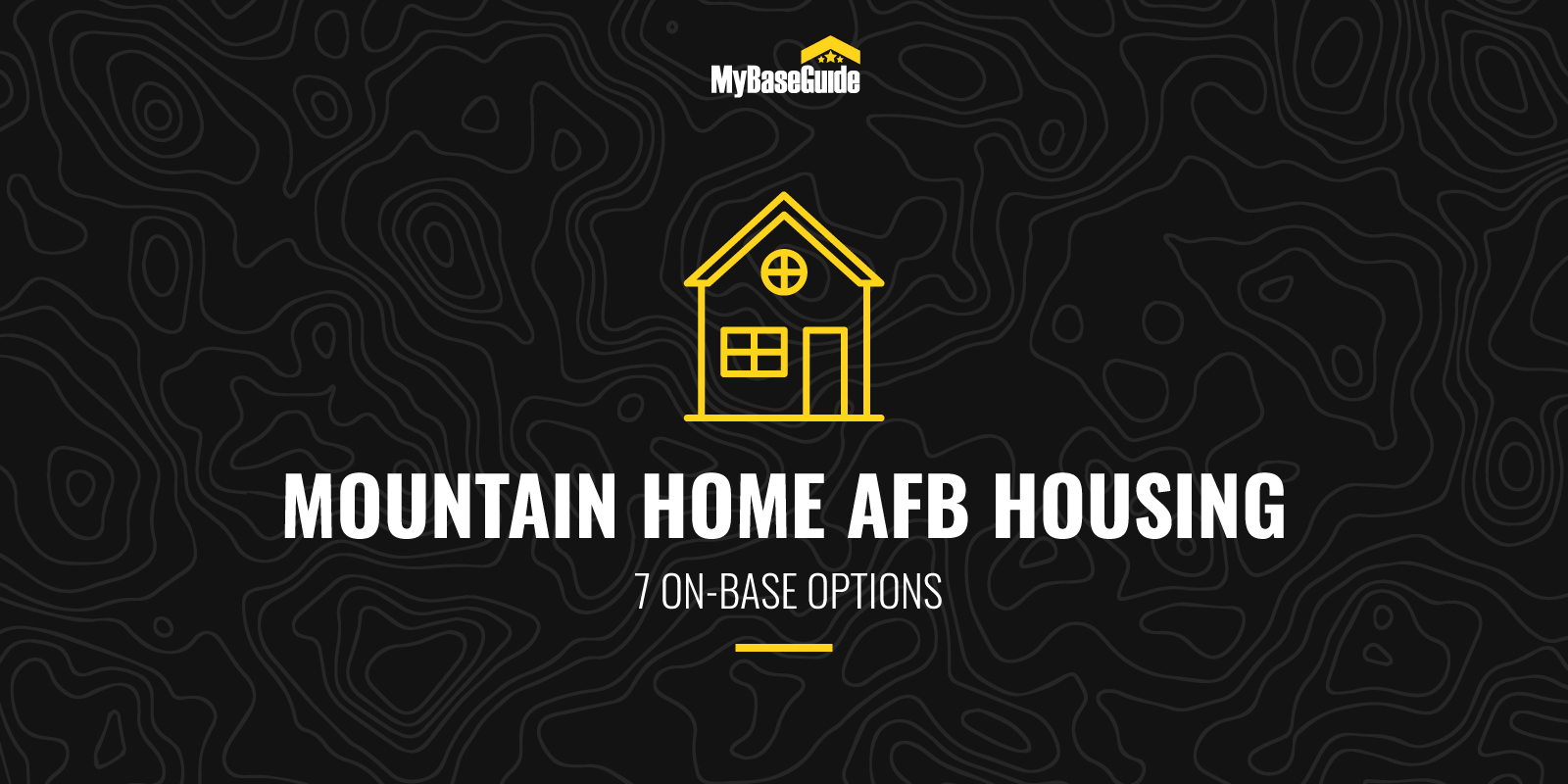 Mountain Home AFB Housing: 7 On-Base Options
