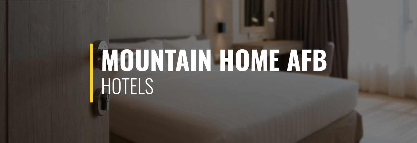 Mountain Home AFB Hotels