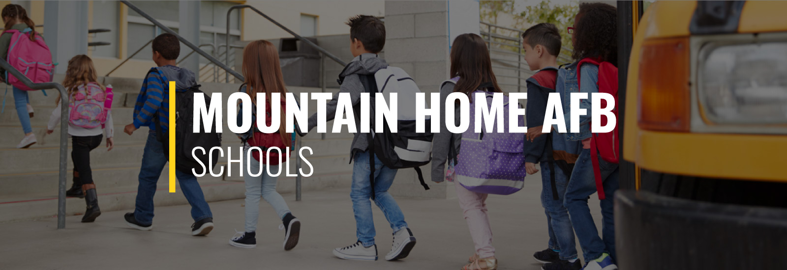 Mountain Home AFB Schools