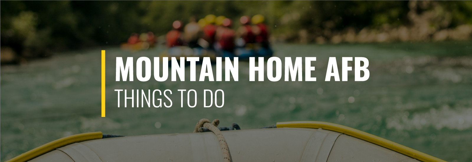 Mountain Home AFB Things to Do