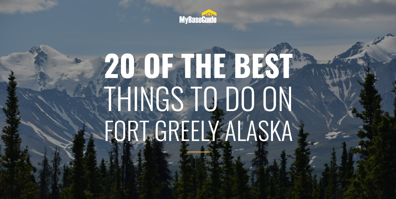20 Of the Best Things to Do on Fort Greely Alaska