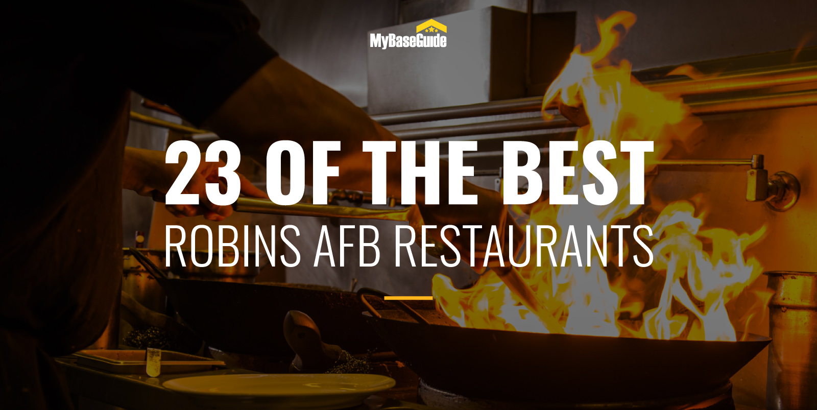 23 of the Best Robins AFB Base Restaurants