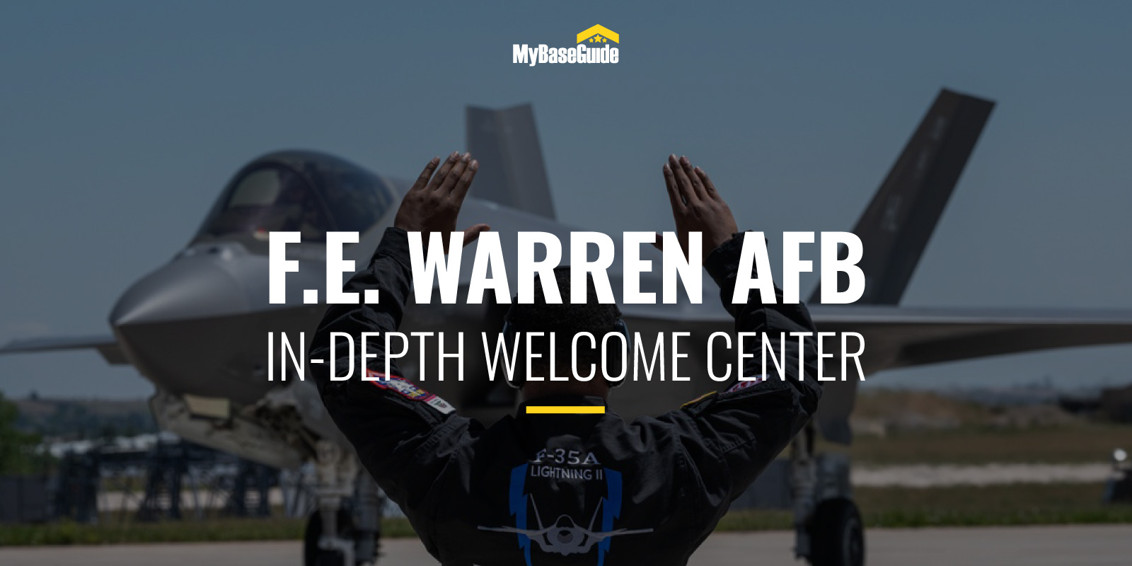 Francis E. Warren AFB: In-Depth Welcome Center