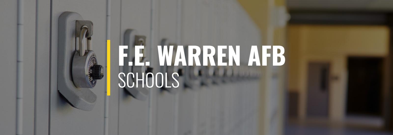 F. E. Warren AFB Schools