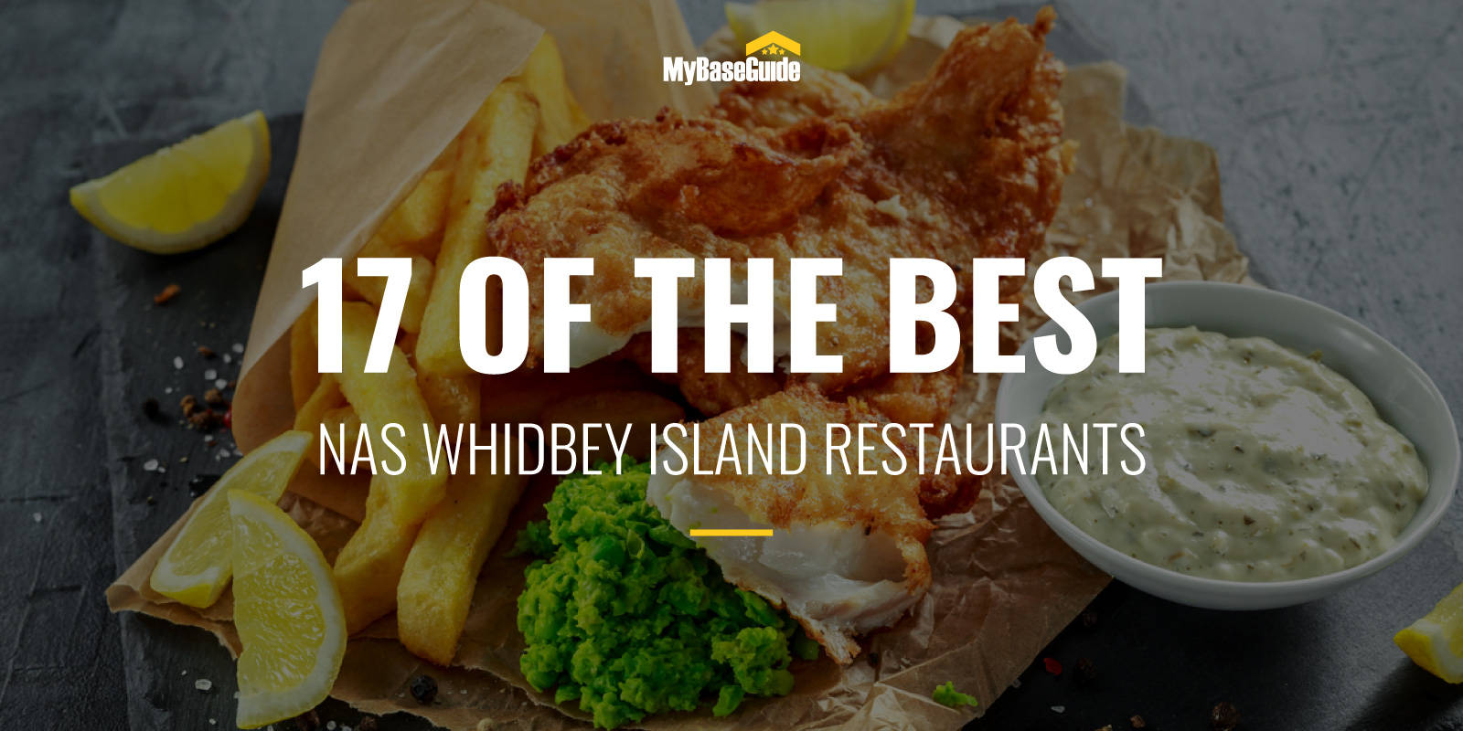 17 of the Best NAS Whidbey Island Restaurants