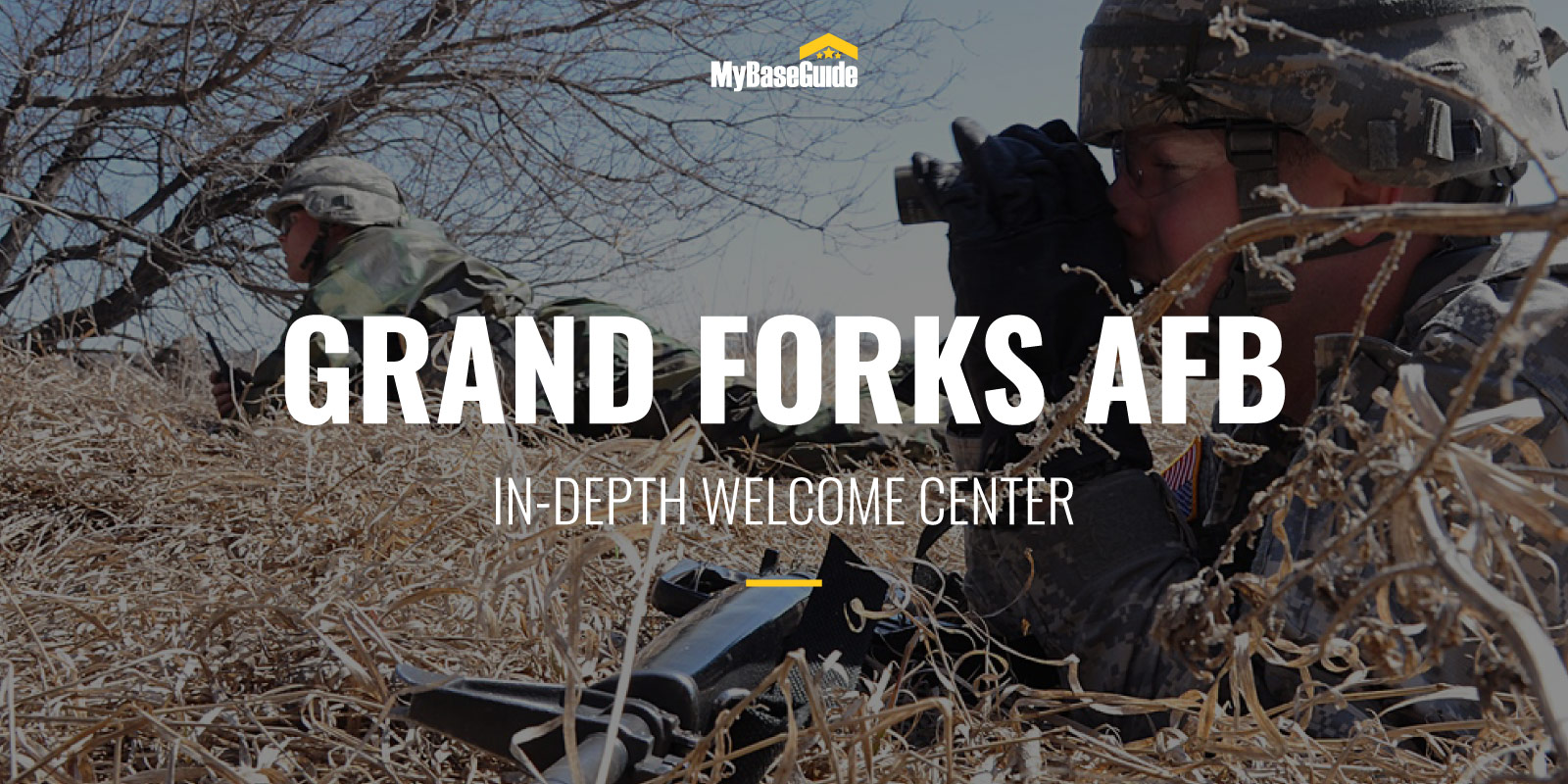 Grand Forks Air Force Base: In-Depth Welcome Center