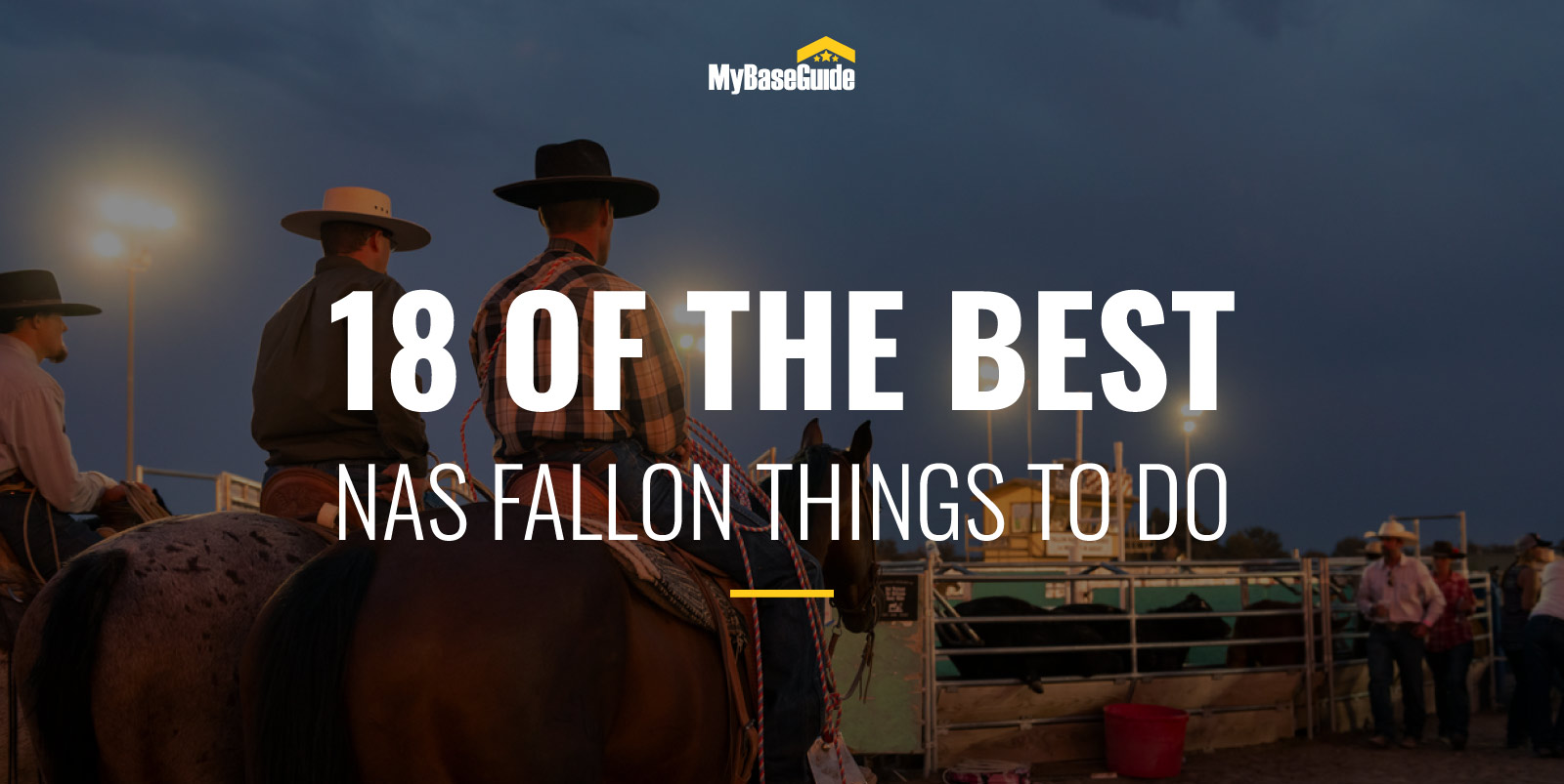 18 of the Best NAS Fallon Things To Do