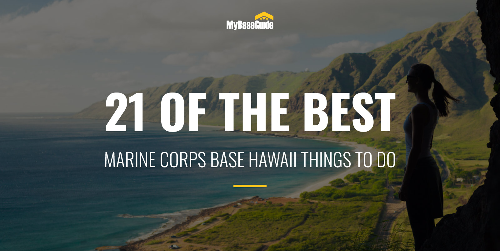 21 of the Best Things To Do on Marine Corps Base Hawaii (MCBH)