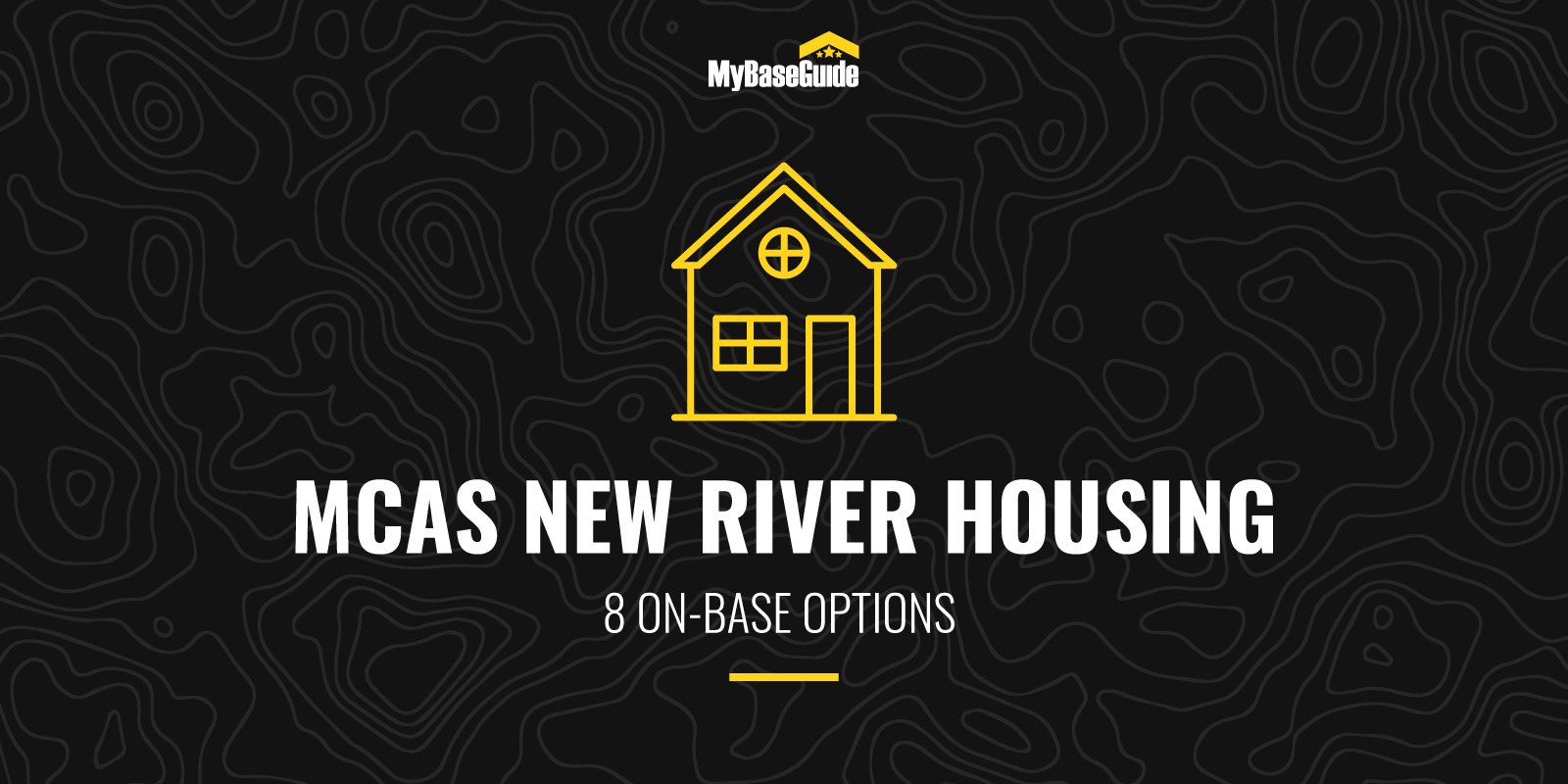 MCAS New River Housing: 8 On-Base Options