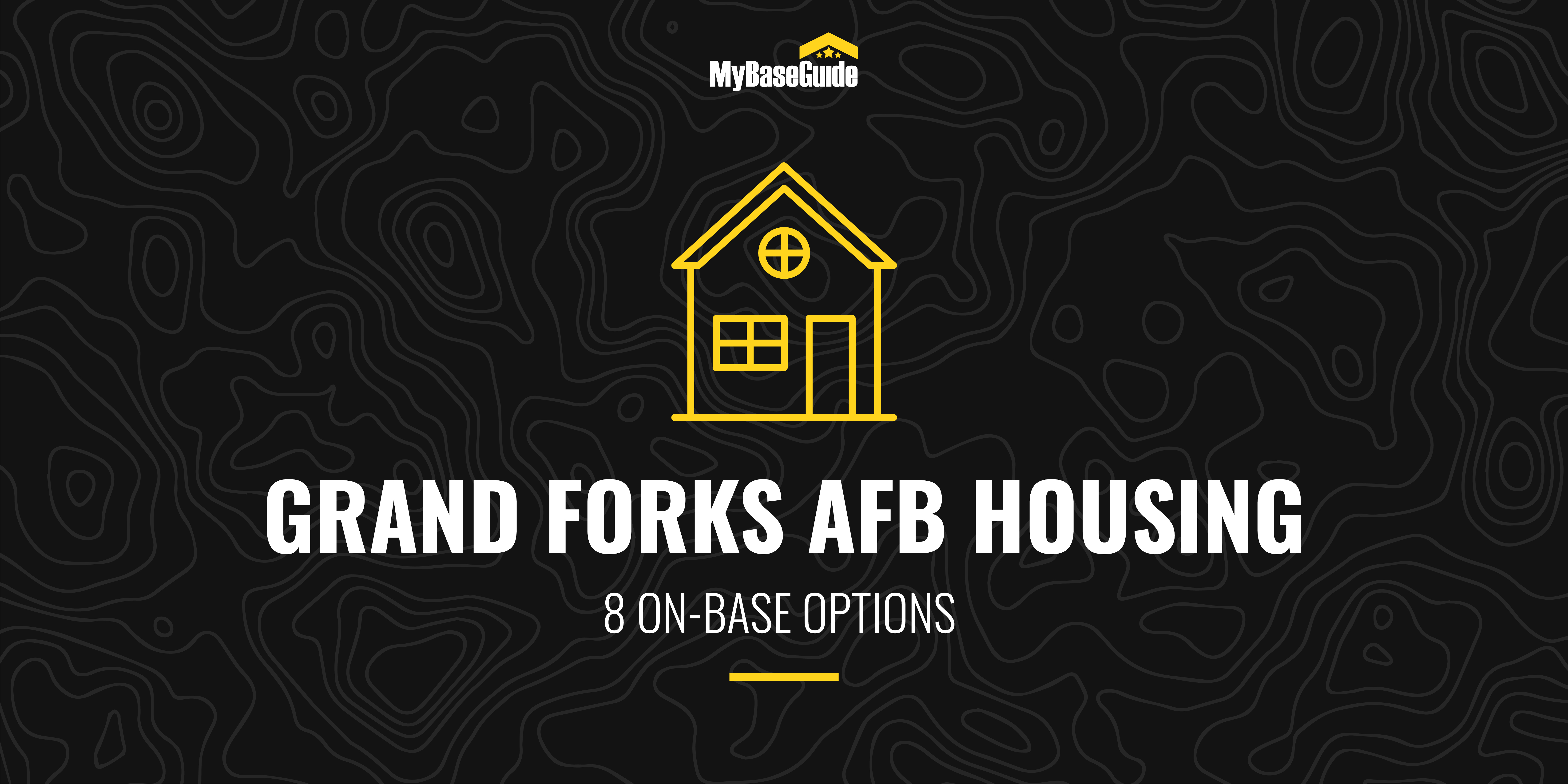 Grand Forks AFB Housing: 8 On-Base Options