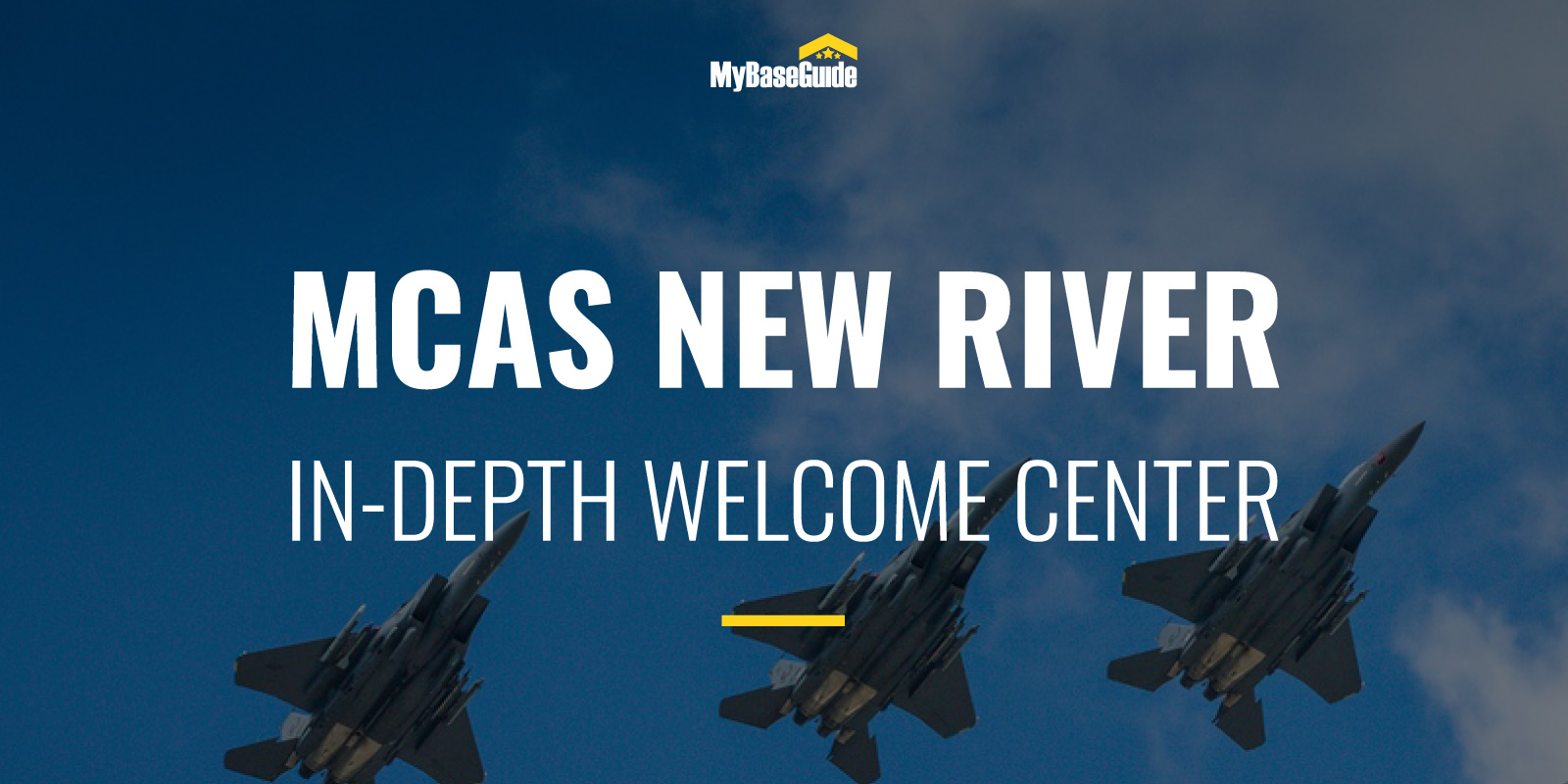 MCAS New River: In-Depth Welcome Center